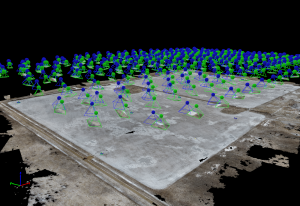 UAV / Drone Elevation Map Processing