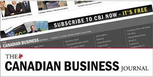 Canadian Business Journal UAV / Drone Media Coverage
