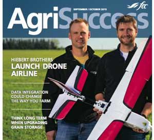 FCC AgriSuccess Cover Article