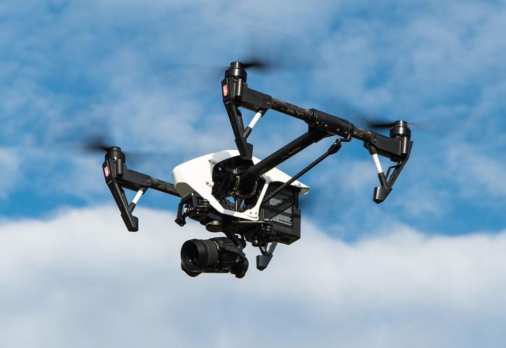 4K Video UAV / Drone Technology for Media