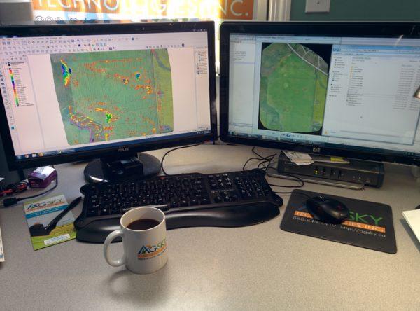 UAV / Drone Data Drainage Analysis Software